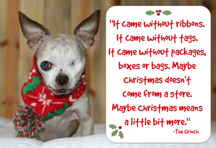 Harley's Christmas Poster